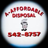 A-Affordable Disposal of Pueblo, Inc