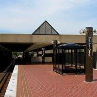 East Falls Church station