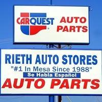 Rieth Auto Carquest
