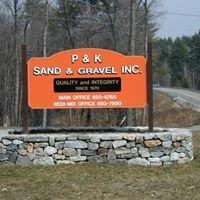 P&K Sand and Gravel, Inc.