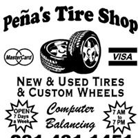 Peña's Tire Shop