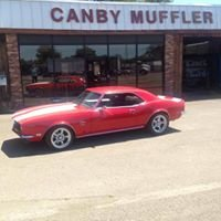 Canby Muffler