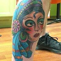Star Tattoo Heber Springs,AR