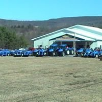 Jack Millers Tractor