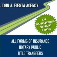 John A. Fiesta Agency