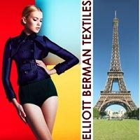 Elliott Berman Textiles | Exclusive Fashion Fabrics