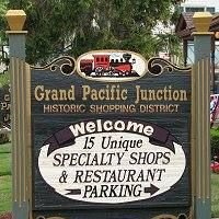 Grand Pacific Junction Historic Shopping