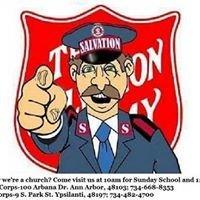 The Salvation Army Washtenaw County