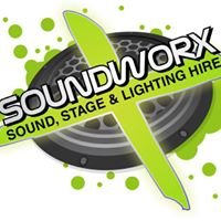 Soundworx sound, stage and lighting hire