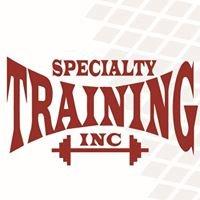 Specialty Training, Inc.