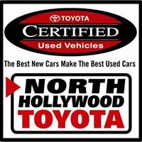 Toyota Certified Used Vehicles - North Hollywood Toyota