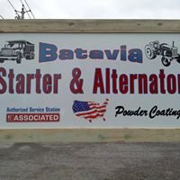Batavia Starter & Alternator