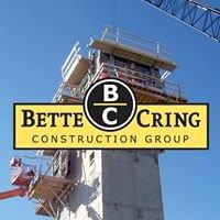 Bette & Cring Construction Group