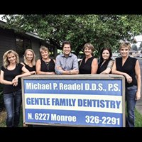 Dr. Michael Readel D.D.S., Spokane Cosmetic Dentistry