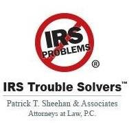 IRS Trouble Solvers - Patrick T. Sheehan & Associates