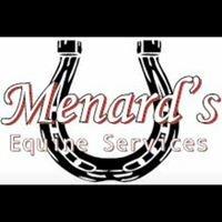 Menard's Equine Services