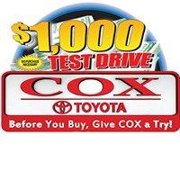 Cox Toyota
