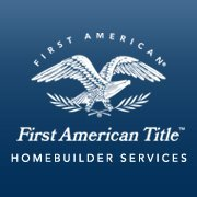 First American Title Homebuilder Services Division