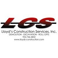 Lloyd's Construction Services, Inc.