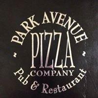 Park Avenue Pizza Company Pub and Restaurant