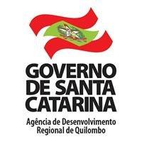 Governo de Santa Catarina - Regional Quilombo