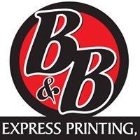 B & B Express Printing
