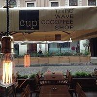 Cup Third Wave Ccooffee Shop