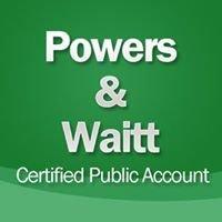 Powers & Waitt
