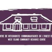 Centre de ressources communautaires de l'Ouest de l'Île