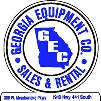 Georgia Equipment Sales & Rental