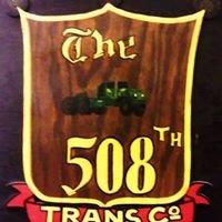 508th Transportation Company