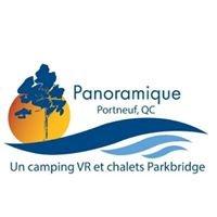 Panoramique Un camping VR et chalet Parkbridge