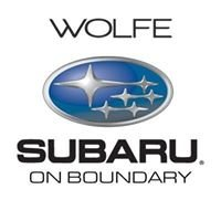 Wolfe Subaru on Boundary