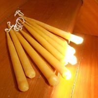 This Old Flame Beeswax Candles