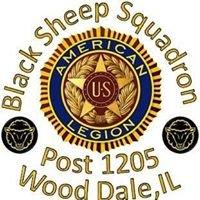 "American Legion Post 1205 Wood Dale, IL ""The Blacksheep"""