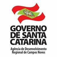 Governo de Santa Catarina - Regional Campos Novos