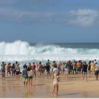 Vans Triple Crown Surfing Competition North Shore Oahu