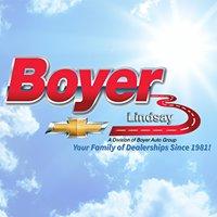Boyer Chevrolet Lindsay