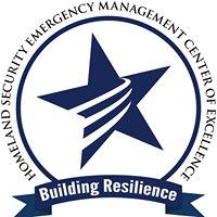 Center of Excellence Homeland Security Emergency Management