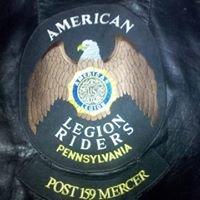 Legion Riders. Mercer, Pa. Post 159