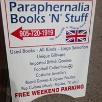 Paraphernalia Books n' Stuff