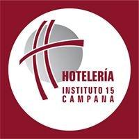 Tecnicatura en Hotelería - ISFDyT Nº 15
