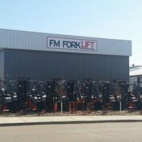 F-M Forklift Sales & Service Inc.
