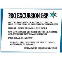 Pro excursion GSP