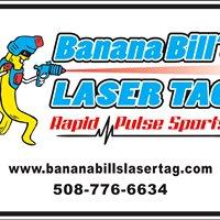 Banana Bills Laser Tag