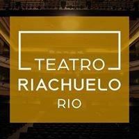 Teatro Riachuelo Rio