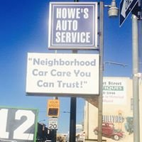 Howe's Auto Service