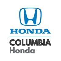 Columbia Honda. Official