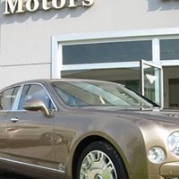 British Motors        Bentley &  Rolls-Royce