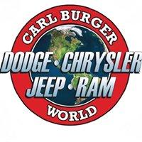 Carl Burger Dodge Chrysler Jeep RAM SRT World